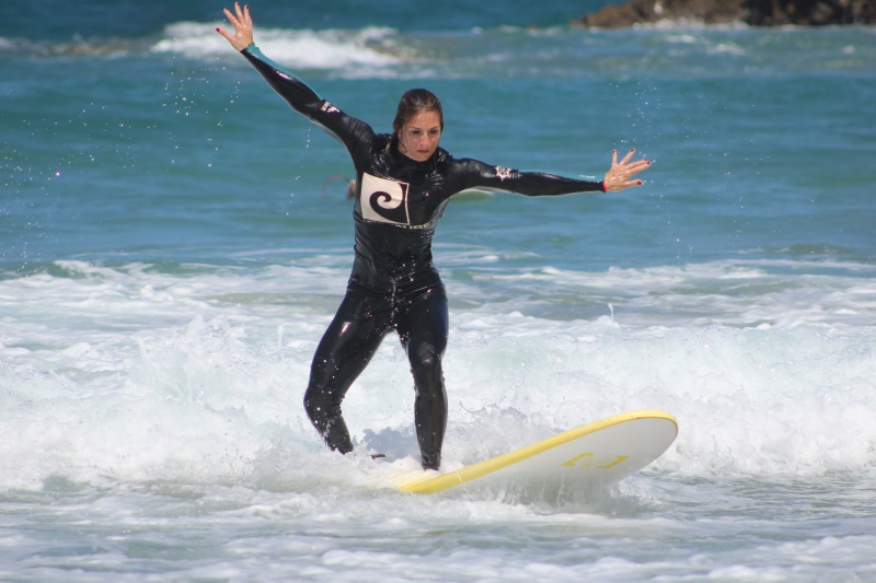 Surfenlernen im Surfparadies Fuerteventura