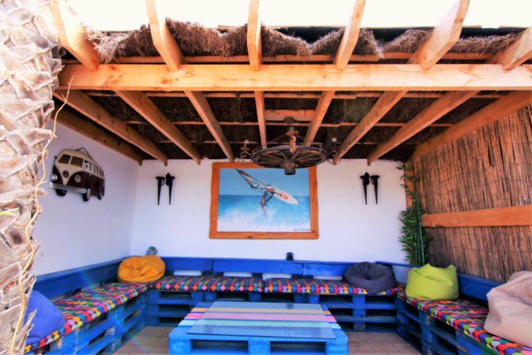 Beverly Hills Surfcamp La Pared Fuerteventura
