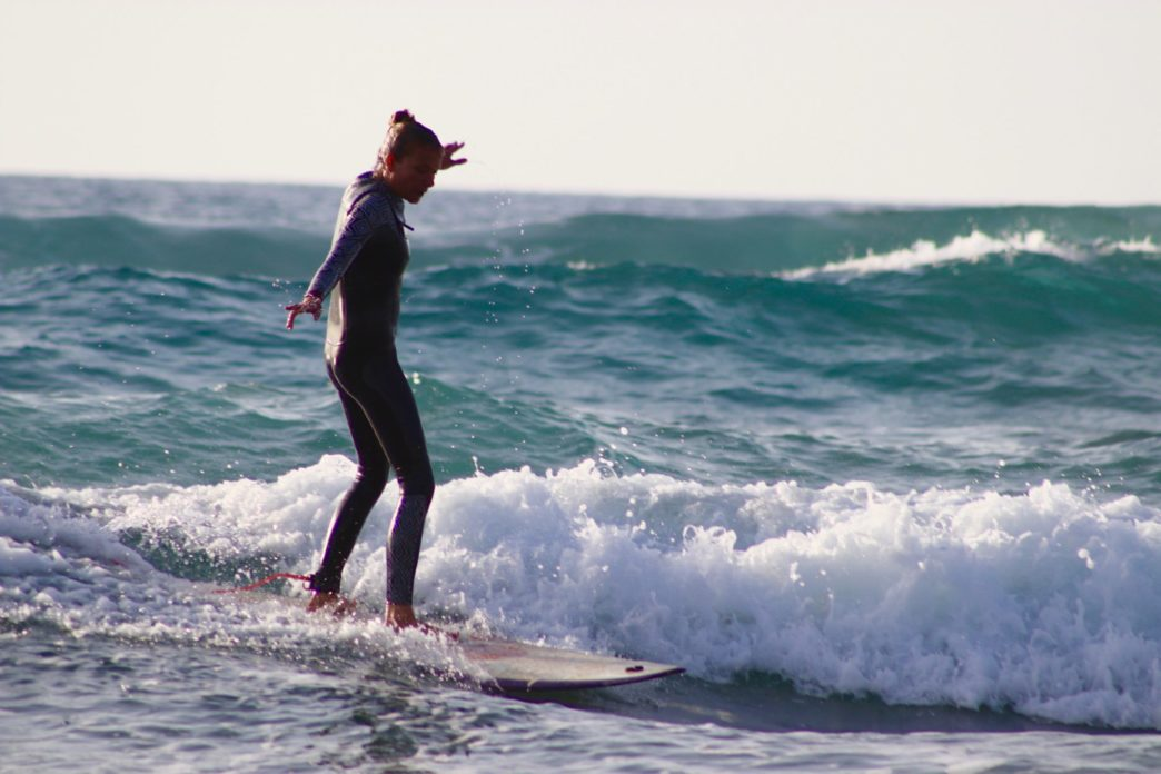 Team Nalusurf Surfschool - Friederike Gummert