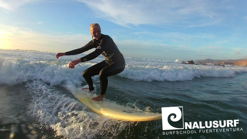 Goldener Oktober mit Calima – Surfkurs Fotos vom 1.-21. Oktober