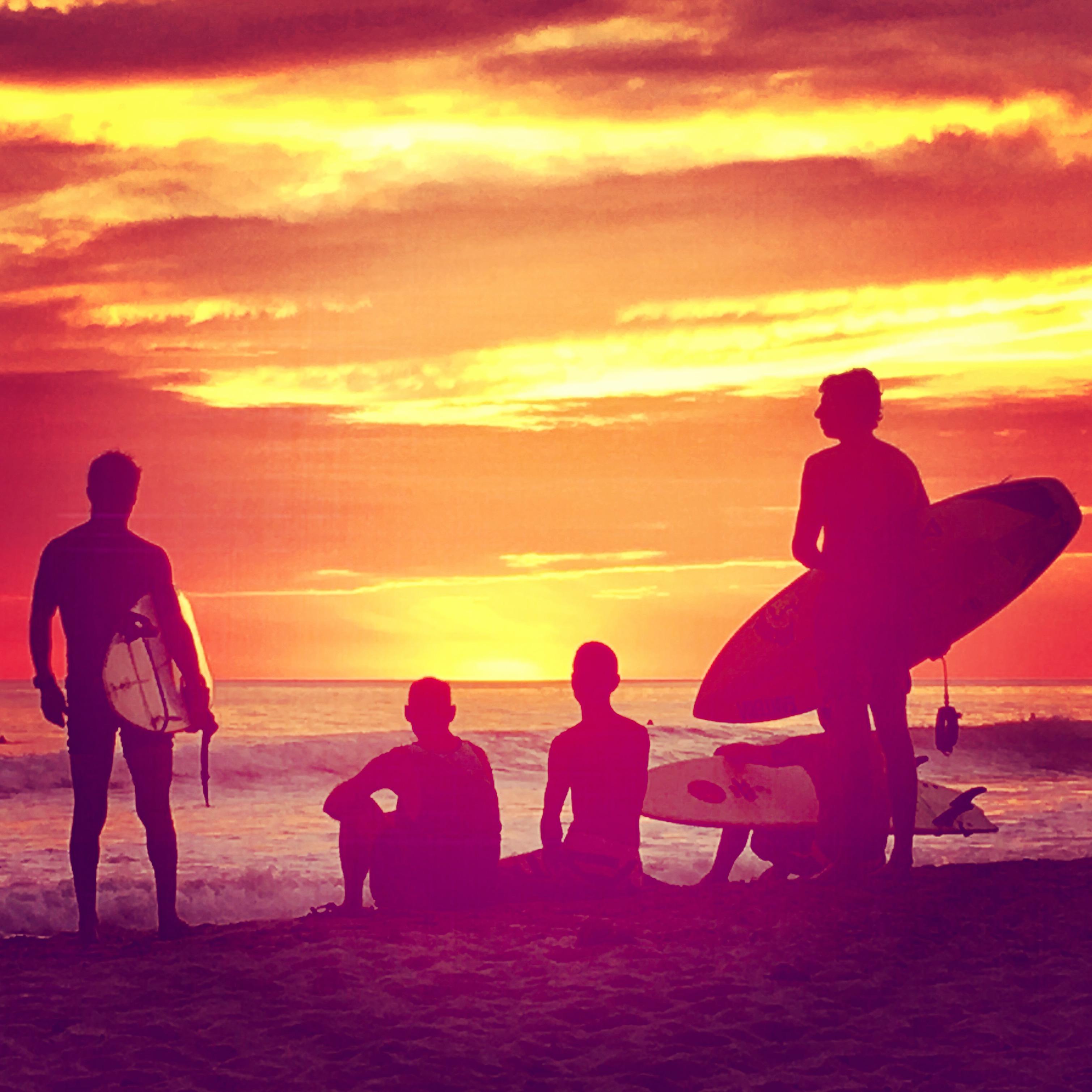 Surfen – Ein Traum wird wahr