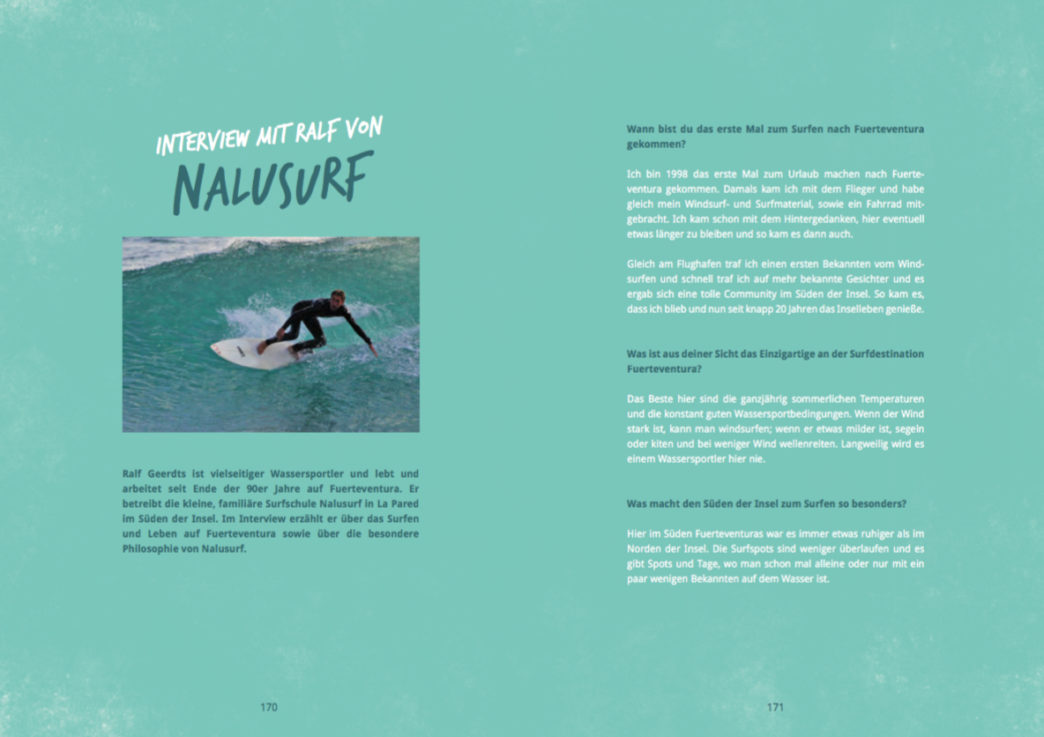 Surfguide Fuerteventura - Ralf Geerdts Interview