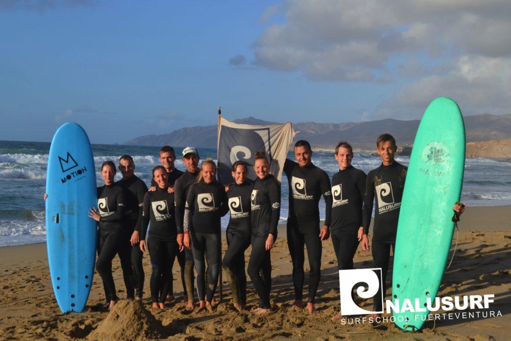 Unsere Herbst Sessions – Surfkurs Fotos vom 2. September – 19. Oktober